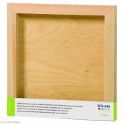 Wooden Frame 3D Decoration 30 x 30 cm