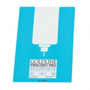 Goldline Popular Tracing Pad 63gsm 50 Sheets A3 Ref GPT2A3Z Pack 5 122427