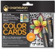 Chameleon Colour Cards - Zen by Chameleon Arts