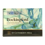 Bockingford Spiral Pad - 14x10in (36x26cm) NOT
