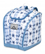High Sierra Trapezoid Boot Bag, Indigo Dye/Mineral/White