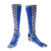 Baoblaze Men Durable Stretchy Warm Socks Long Socks Snowboard Ski Outdoor Sport Socks