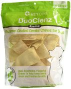 VetOne DuoClenz Enzyme Coated Dental Chews Large