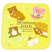 BLY Rilakkuma mini Towe Rilakkuma Bread Festival 20*20cm From Japan
