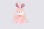 Rellmo Small Rabbit Bunny Cloth Doll Stuffed Animal 20cm Inch Tall Of Size
