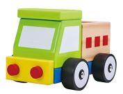 Tooky Toy Truck Children Toys