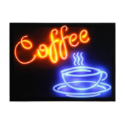 Xing Cheng Coffee Home Wall Decors Wall Art LED Pictures With MDF Backboard For Drinking