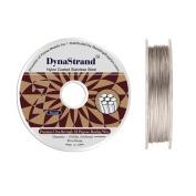 Dynastrand Beading Wire 7 Strand Firm 0.06cm Diameter 30m spool