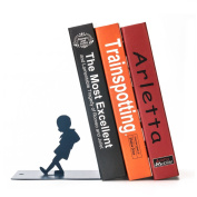 David & D Dramatic Bookend / Book Stopper | Gifts for Kids, Geeks, Book Lovers, Father's Day, Homecoming, Christmas