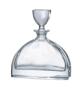 Barski - European Quality Glass - Lead Free - Crystalline - Wine - Whiskey - Liquor - Decanter - with Stopper - 710ml - Made in Europe