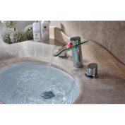 Sumerain International Group Contemporary/Modern Double Handle Sink Faucet