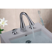 Sumerain International Group Double Handle Sink Faucet