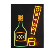 Xing Cheng On Tap Home Wall Decors Wall Art LED Pictures With MDF backboard
