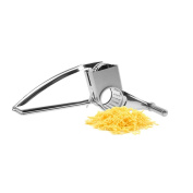 Rotary Grater – Cheese Grater – Stainless Steel – Cheese – Cheese Slicer/Cheese Grater/Slicer/Grater –