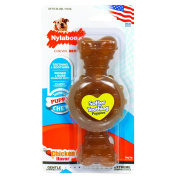 Nylabone just for puppies Chicken Flavoured puppy dog ring bone teething chew toy