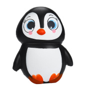 Squishy Toy, Honhui Cute Penguins Cute Penguins Stress Relief Toy