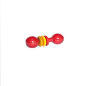 Gberry Baby Dumbbell Rattle