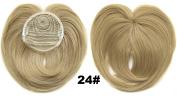 Hair Bangs with Sideburn Clip in Hair Bangs Cute Fringe Extensions