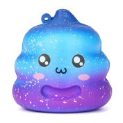 Exquisite Fun Crazy Poo Scented Squishy Charm Slow Rising 7cm Simulation Kid Toy Gift Squishy Slow Rising Squeeze Strap Kids Toy Gifts Soft Cute Squeeze Toys for kids Jimmkey