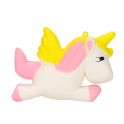 Squishy Toys Kawaii Unicorn Slow Rising Cartoon Doll Cream Scented Decompression Toys Adult Stress Relief Gift by LMMVP