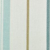 Porter & Stone - St Michel Stripe - Eggshell - Curtain Fabric - per metre