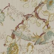 Porter & Stone - Renaissance - Ochre - Curtain Fabric - per metre
