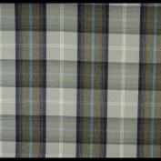 Porter & Stone - Balmoral - Oxford Blue - Curtain Fabric - per metre