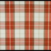 Porter & Stone - Balmoral - Burnt Orange - Curtain Fabric - per metre