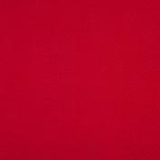 Laminated Cotton - Panama - Rosso - per metre
