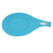 Tiffley Time Spatula European Spoon Mat, Kitchen Utensil Tool Heat Resistant Spoon Fork Mat, Spoon Rest