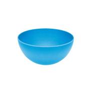 Magu Shell Natur Design 16cm, Bamboo-fibre, Blue, 9 x 12 x 16 cm