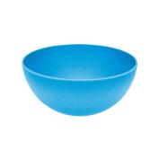Magu Shell Natur Design 30cm, Bamboo-fibre, Blue, 9 x 12 x 16 cm