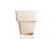 Pasabahce 5215 Cups Croissant, Pink, 3 units