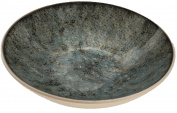 Speckled Marble Effect Large Soup Bowls Cereal Bowls High Gloss Finish