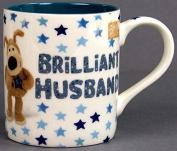 Boofle Brilliant Husband Mug