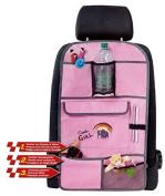 rücksitzorganizer rückenlehntasche rücksitzschutz Cool Girl Pink 26019