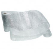 Silver Decorative Mesh Wrap
