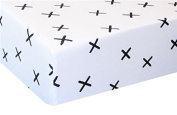 X Marks The Spot 100% Polyester (FITTED SHEET ONLY) Size TODDLER Boys Girls Kids Bedding