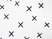 X Marks The Spot 100% Polyester (FLAT SHEET ONLY) Size TODDLER Boys Girls Kids Bedding