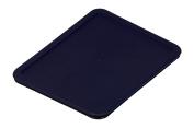 PYREX Blue 11-cup Rectangular Plastic Cover