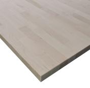 Allwood 3.2cm (3.2cm ) x 41cm x 70cm Birch Table / Counter / Island Top see all edge options