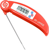 Meat Thermometer Digital Instant Read Thermometer for Kitchen Cooking Food BBQ Gril Candy