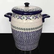 Original Bunzlauer Ceramic Urn Rum Pot Insert Multi Purpose Pan 4.5 Litres 1163 A