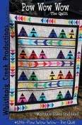 Whistlepig Creek Productions Pow Wow Quilt