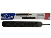 Xtreme Farrier Rasp, square rasp teeth with six feet of cutting surface