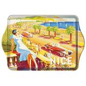 "Editions Clouet ""58318 PLM – Mini Tray – Promenade des Anglais, Nice"""