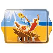 "Editions Clouet ""58319 SNCF – Mini Tray – Tan – Nice"""