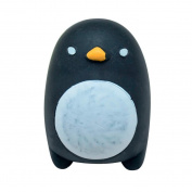 Wokee Cute Mochi Squishy Penguin Squeeze Healing Stress Reliever Decor Soft Simulation Animal Squeeze Toys for Collection Gift Decorative Toys
