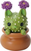 Ebros Cattus The Cat That Transform Into A Cactus Plant Small 5.7cm Tall Figurine Collectible Statue