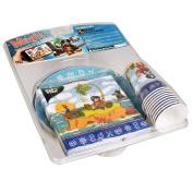 PAPSTAR 86095 Party Fresh Fibre Box and Tissue Set, Multi-Colour